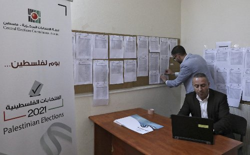 Arabic press review: Palestinian Authority mulls cancelling elections