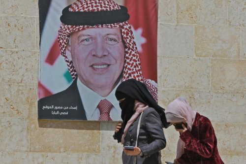 Jordan: King Abdullah calls woman charged with insulting the throne