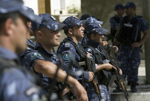 Israel and its western allies have run out of Palestinian enforcers