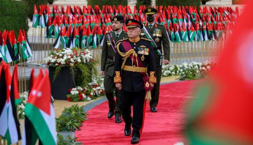 The plot against Jordan's King Abdullah