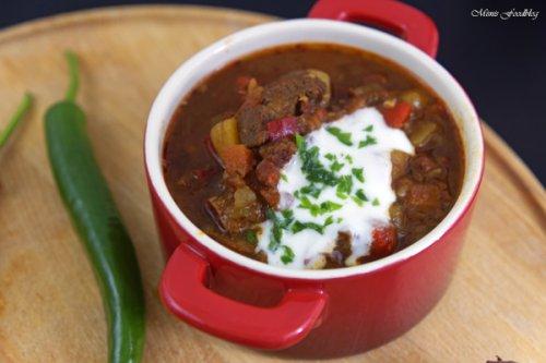 Rustikales Biergulasch - ein leckerer Eintopf* - Mimis Foodblog