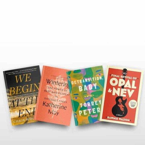Mini-Reviews of Recent Reads – April 2021