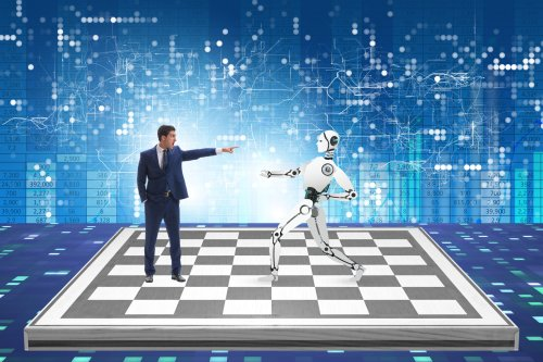 Will Humans Ever Be Fully Replaceable by AI? Part 2