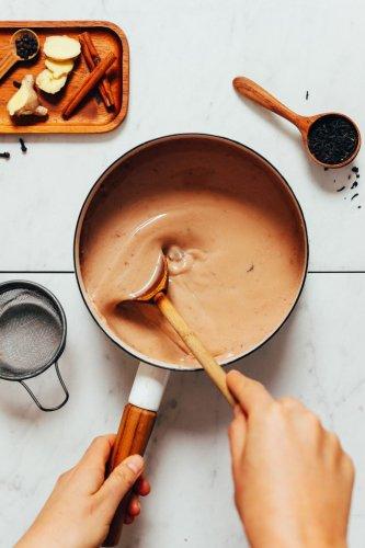 Easy Masala Chai Recipe