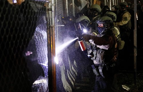 Minneapolis Council requests law enforcement refrain from using tear gas, rubber bullets in city   MinnPost