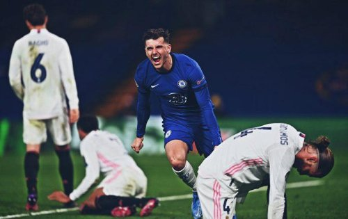 Champions League: Werner And Mount Goals Send Chelsea To 3rd Final After Beating Real Madrid