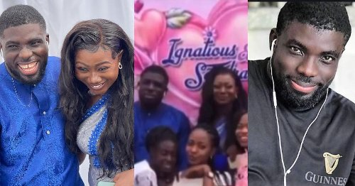 Yes, My Wife Is Brilliant and More Beautiful Than The Ladies On Date Rush – Ignatius On Why He Didn't Marry From Date Rush [Video]