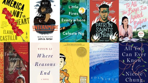 25 Amazing Books by Asian American and Pacific Islander Authors You Need to Read