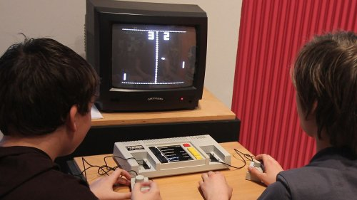 What Was The First Video Game?