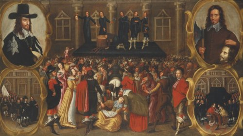King Slayers in America: The 17th-Century Regicides Who Went on the Lam in Colonial New England