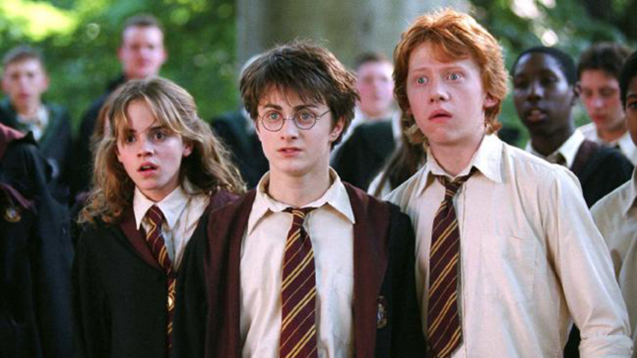 7 Characters That Didn't Make It Into the Harry Potter Books