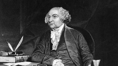 7 of John Adams's Greatest Insults