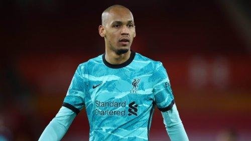Fabinho reveals Liverpool's goals for the rest of the season