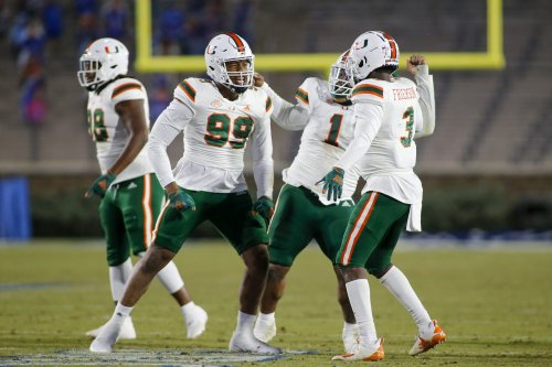 Miami Hurricanes expect Leonard Taylor in defensive tackle rotation