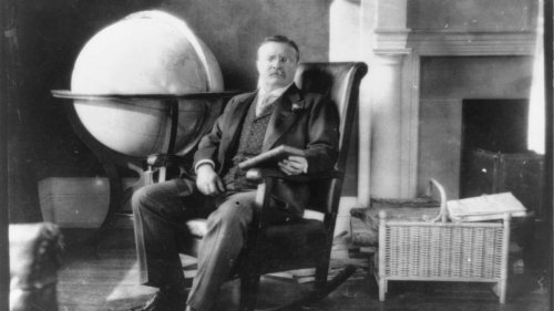13 Reading Tips From Theodore Roosevelt