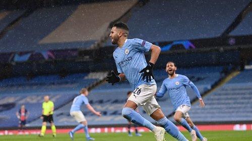 Riyad Mahrez Ingin Akhiri Karier di Manchester City