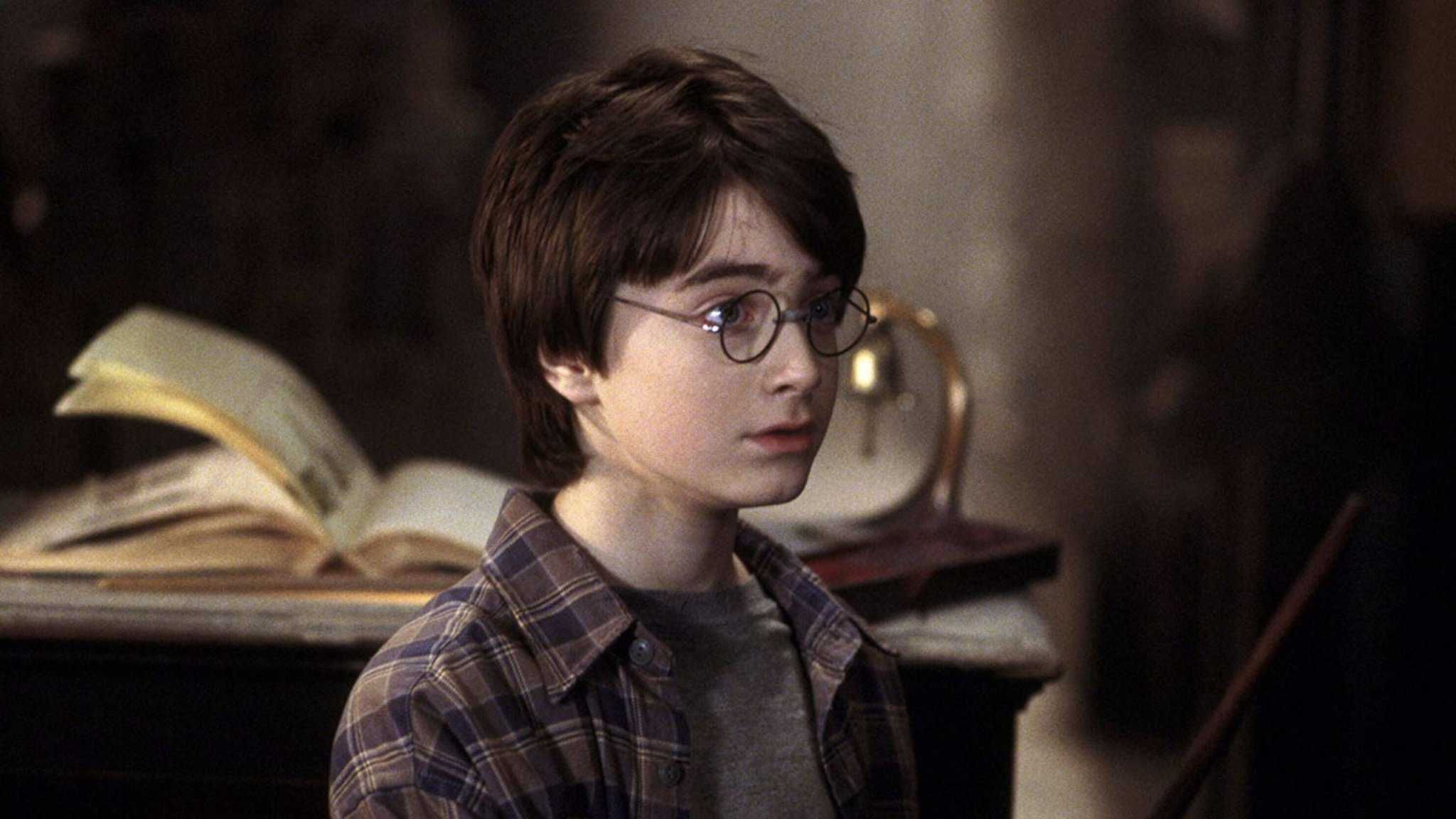 The Reason Harry Potter's Eyes Changed From Green in the Books to Blue in the Movies