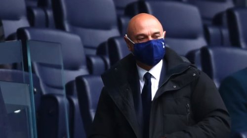 Daniel Levy left angry over Harry Kane transfer stories