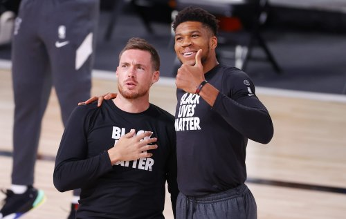 Giannis Antetokounmpo named in Time's 100 most influential people for 2020