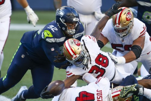 Seahawks Bryan Mone should be a long term fixture at defensive tackle