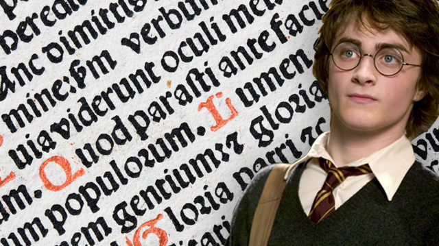 10 Latin Language References Hidden in Harry Potter