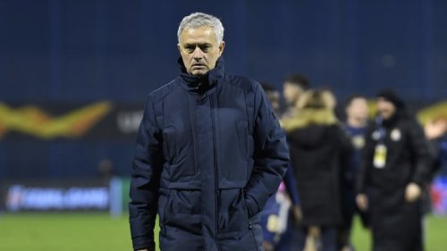 Jose Mourinho blames Spurs' attitude in apology to supporters after Europa League exit