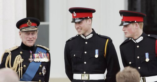 William shares funny moment a boy swore at Prince Philip - and his reaction