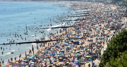 Met Office responds to reports of African plume heatwave for Britain in August