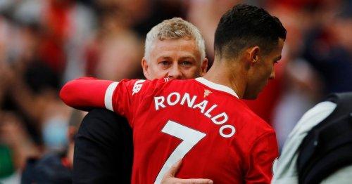 Ronaldo is delivering for Man Utd - now Solskjaer must do the same