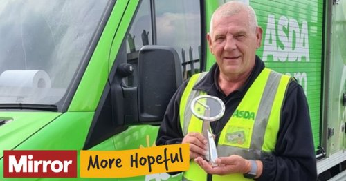Hero Asda driver saved couple from gas leak after walking nine miles in snow