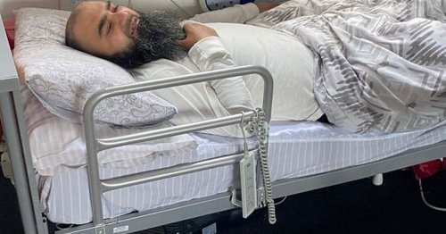 Man bed-bound for 20 years with muscle disorder may fulfil dream of walking