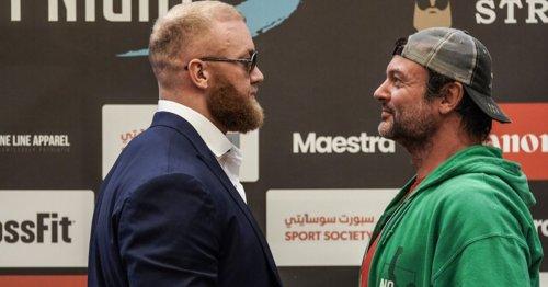 Thor Bjornsson UK fight time: Ring walk and start time for Devon Larratt bout