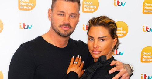 Katie Price reunited with Carl Woods after Priory as he visited everyday