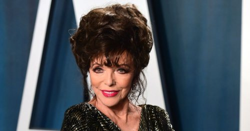 Joan Collins turned down 'too much sex with Warren Beatty' during romance