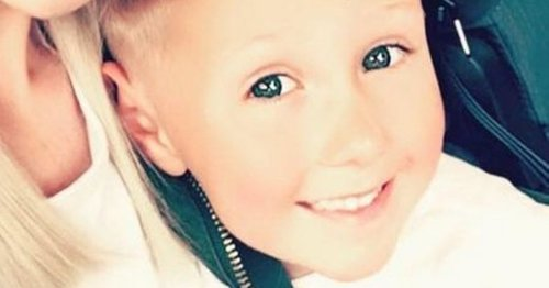 Eight-year-old boy's lockdown mood swings turned out to be deadly brain tumour