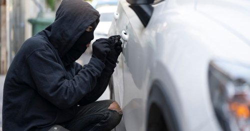 UK's top 10 postcodes for car thefts and which motors get stolen most - see list