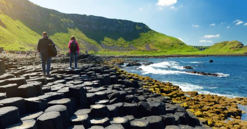UK's most beautiful walking spots from Arthur's Seat to the Giant's Causeway