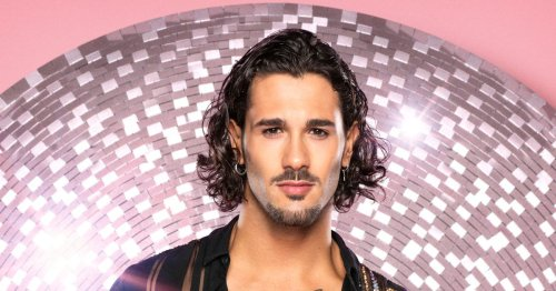 Strictly's Graziano Di Prima on rumours show will be in first all-male couple