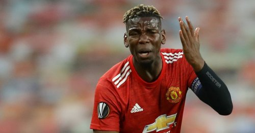 """Pogba accuses Granada players after admitting he """"had to"""" come off at half-time"""