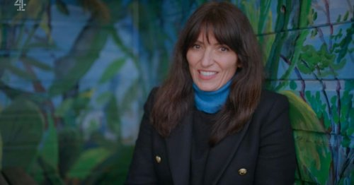 Davina McCall says past drug addiction put her off getting HRT during menopause