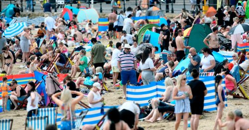 Brits to swelter in 29C on hottest day of year before storms and floods move in