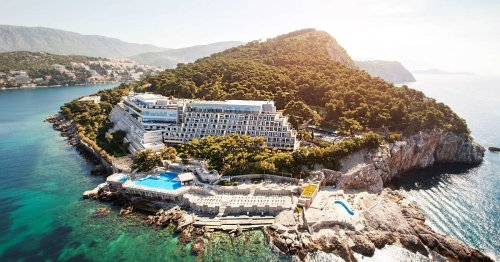 Brits' top wishlisted hotels with dreamy pools, huge rooms and epic views
