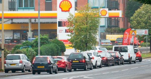 Law on driving while low on fuel and why it could land you a £5,000 fine