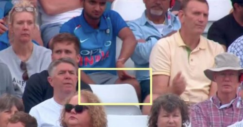 Seat left empty on day one of England vs India Test in heartfelt tribute to fan