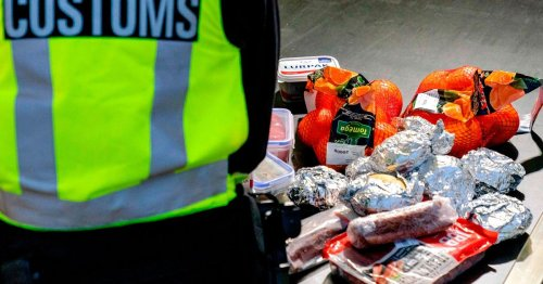 Sarnie carnage as lunches confiscated at border - what you can & can't take now