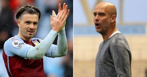 Man City launch £100m Jack Grealish bid as young Barcelona star eyed