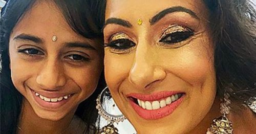 Saira Khan considers adopting another child after it 'made her a better person'