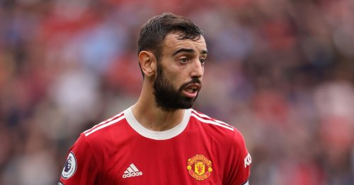 Man Utd's 'new Andy Cole' tipped for 'brilliant future' by Bruno Fernandes