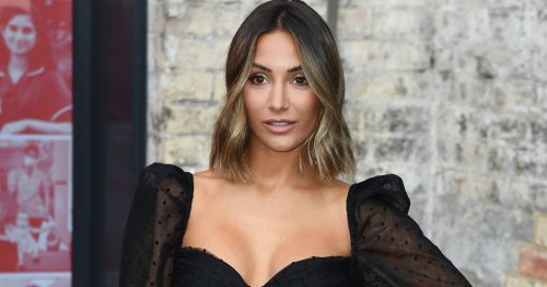 Frankie Bridge says living with in-laws is 'no brainer' and 'doesn't bother' her