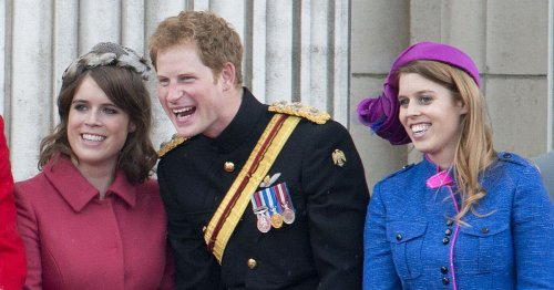 Princesses Eugenie and Beatrice 'stunned' by Harry's four book deal sign-up